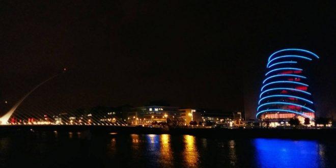 Pont Dublin nuit © Vie d'Expat