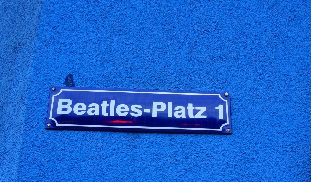 beatles platz hambourg