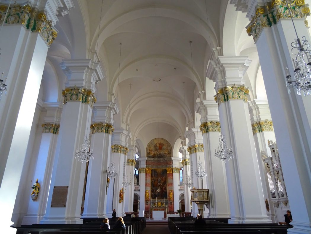 Eglise des Jésuites Heidelberg