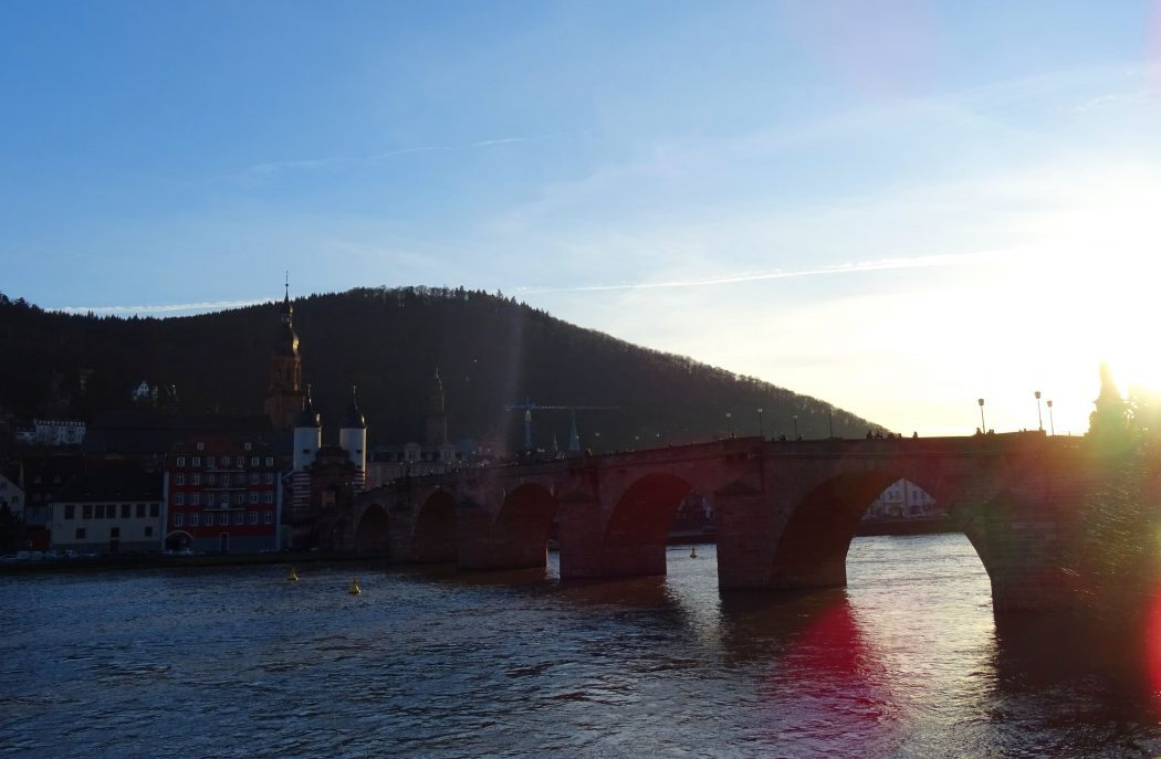 Alte_Brücke Heidelberg