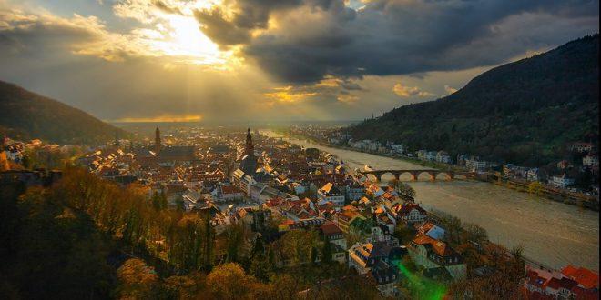 Escapade Romantique lors d'un week-end à Heidelberg